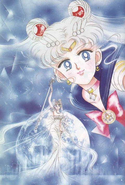 100 Manga Sailor Moon Manga Art Books Image Collection