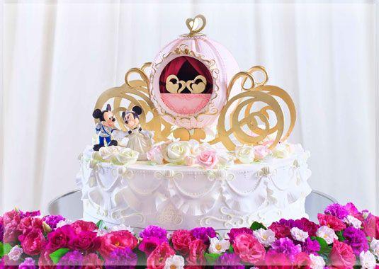 Disney wedding cake disleylandia Pinterest Disney weddings