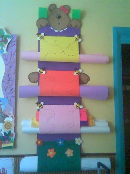 Decoraciones para preescolares by fungjm via flickr for Actividades para el salon de clases