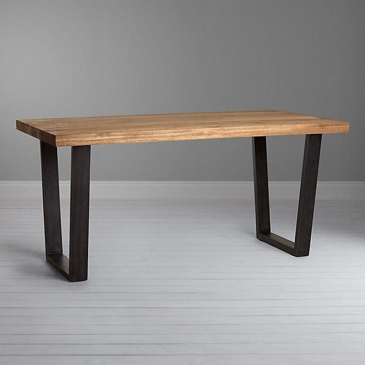 Kitchen Furniture John Lewis: John Lewis & Partners Calia 6 Seater Dining Table, Oak