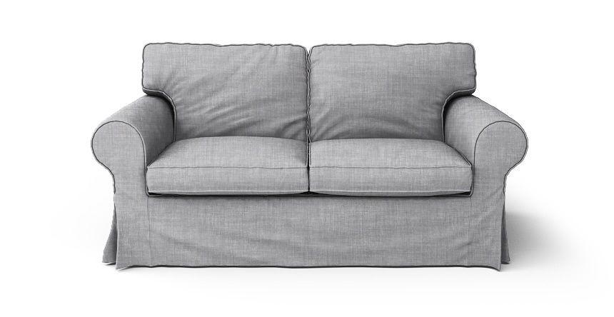 Fantastic Boxed Seats Loose Fit Round Arm Loveseat Slipcover Creativecarmelina Interior Chair Design Creativecarmelinacom