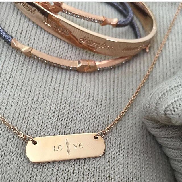 LOVE this necklace..  You can engrave it with anything for only $59 it comes in silve, gold, and my personal fav rose gold.  http://www.stelladot.com/ts/lidd6