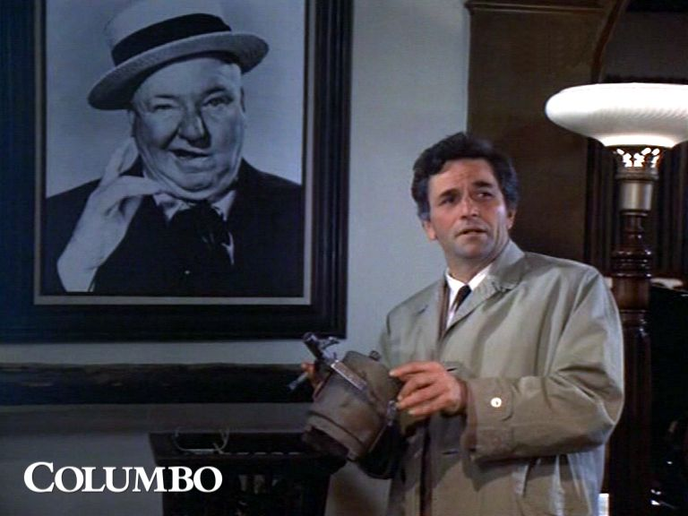 Pin Su Columbo Colombo