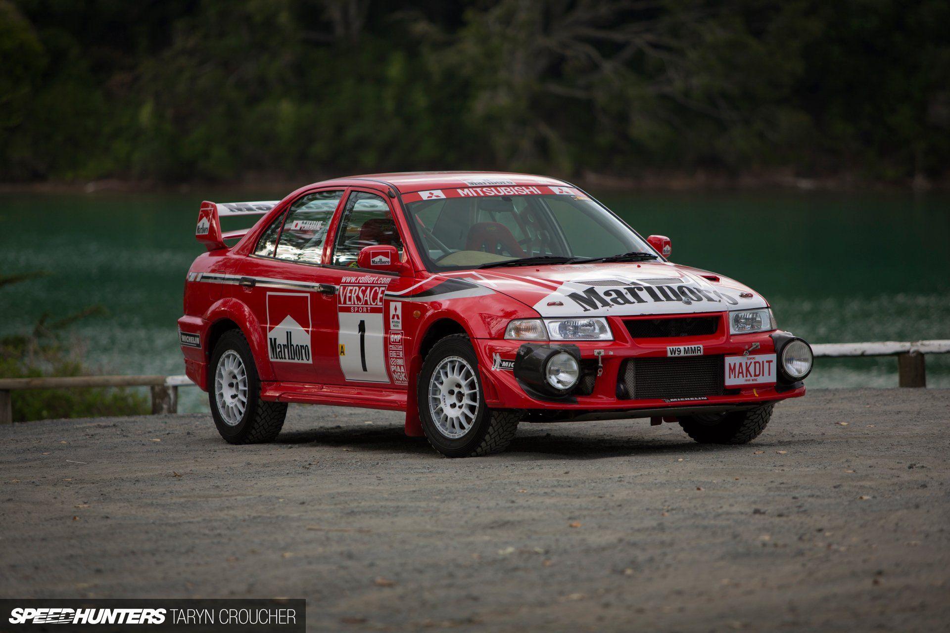 Mitsubishi Lancer Evo VI Rally Car | Classic Cars | Pinterest ...