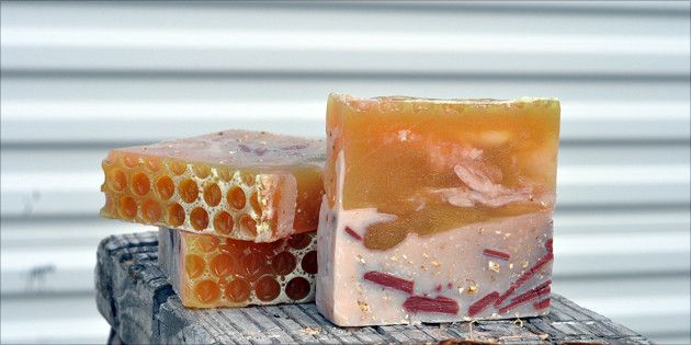 Honey Almond Oatmeal - Handmade Soap