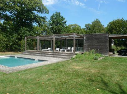 architecte Pascal Mignon Sologne (41) Star Pinterest Architecture - maison ossature metallique avis