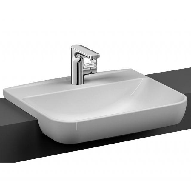 Vitra Sento Semi Recessed Wash Basin Wash Basin Basin Vitra