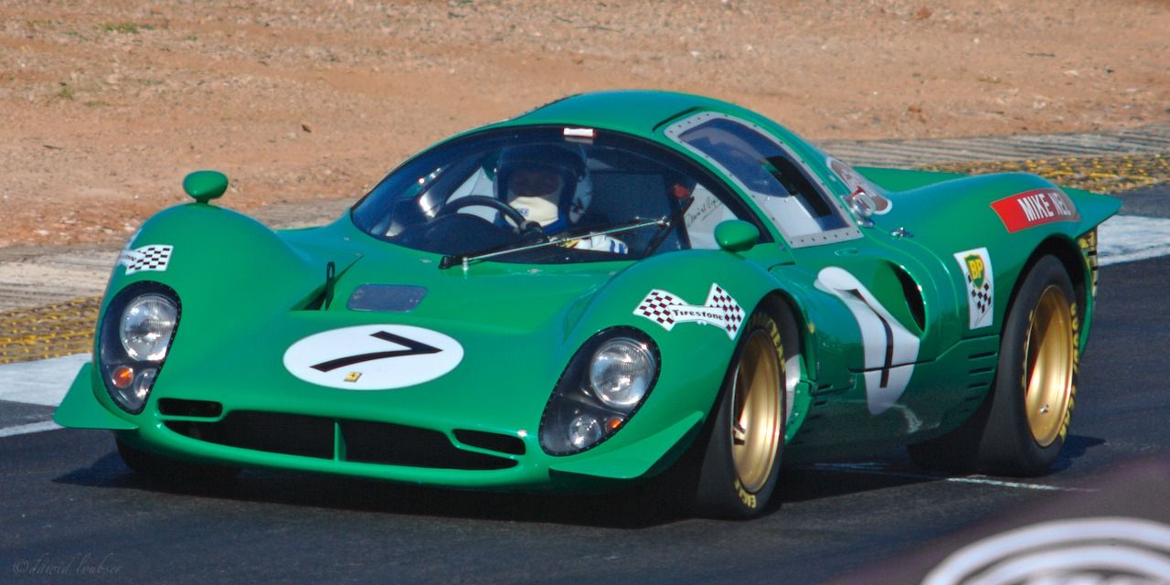 A Za Built Bailey Edwards Ferrari P4 Replica Powered By A Bmw V 12 South Africa Wikipedia Classic Racing Cars