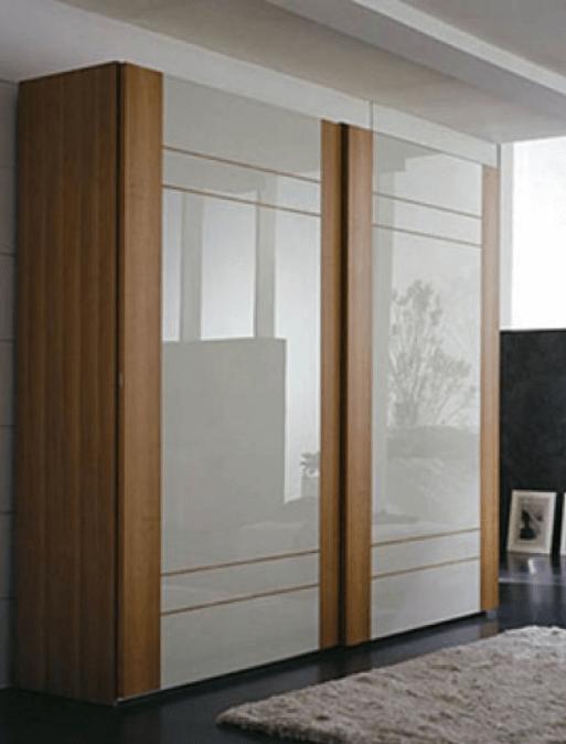 Pin By Heather Cutter On Modern Mountain Sliding Door Wardrobe Designs Bed Furniture Design Sliding Wardrobe Designs