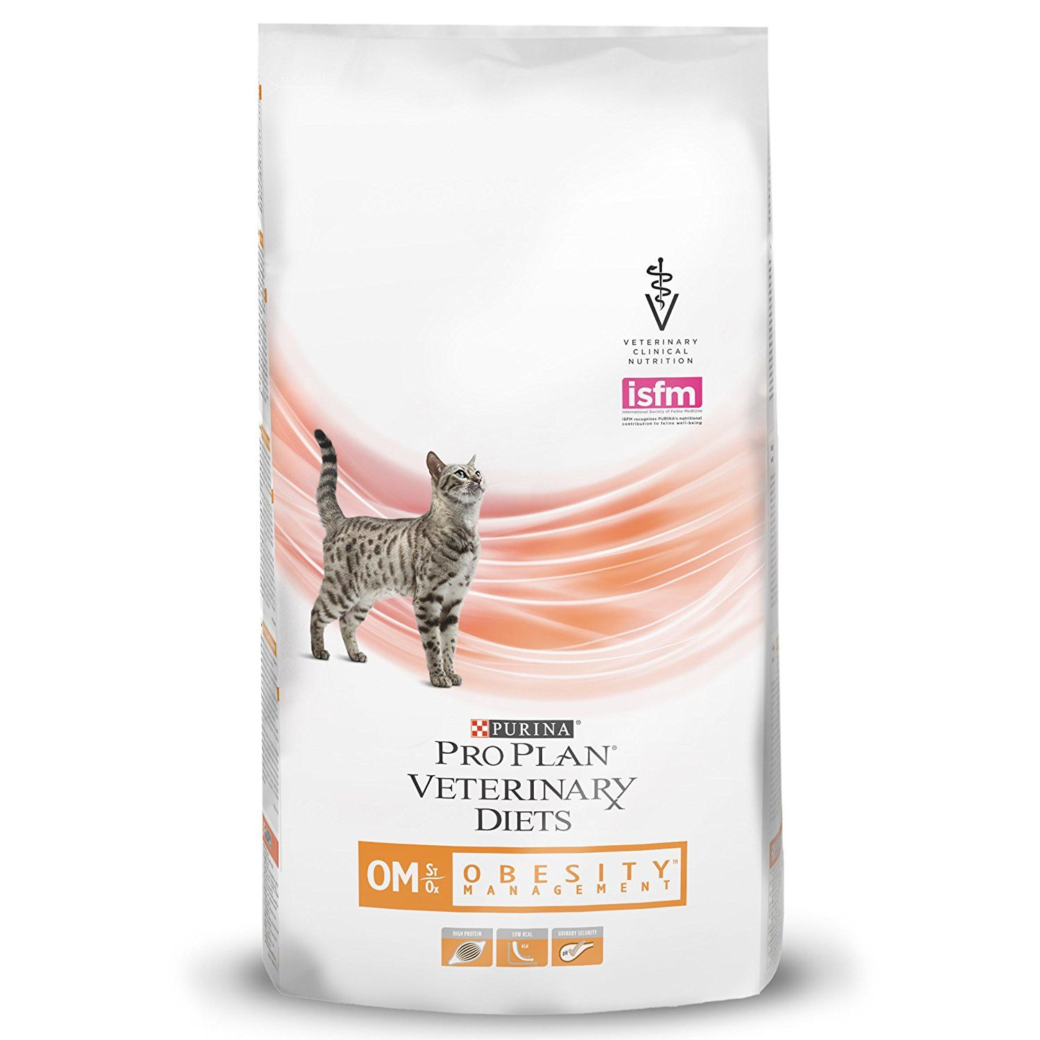 Purina Pro Plan Veterinary Diets Dry Cat Food Om St Ox Obesity Management Clinical Diet 1 5 Kg Dry Cat Food Cat Food Cat Diet