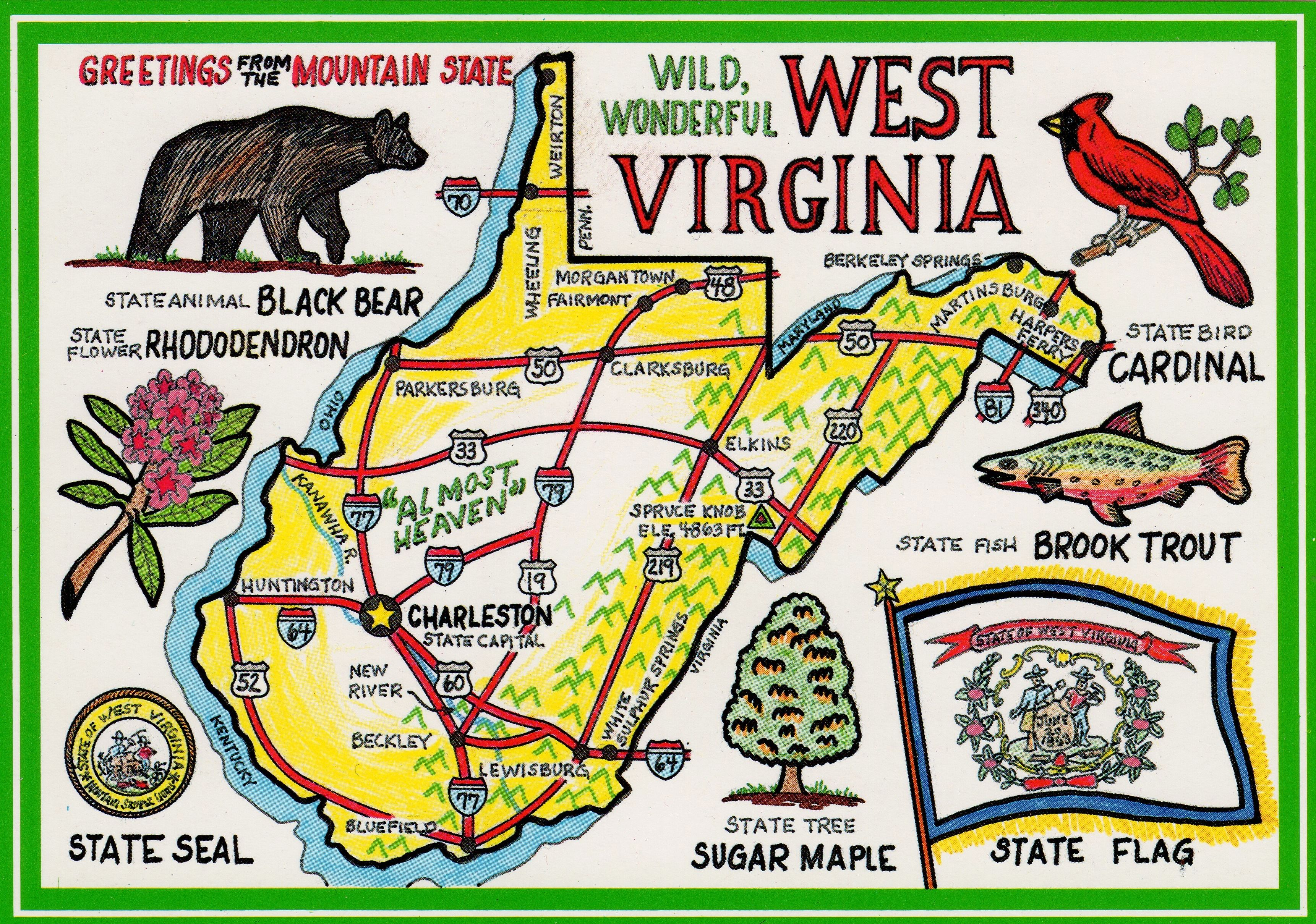West Virginia Statehood