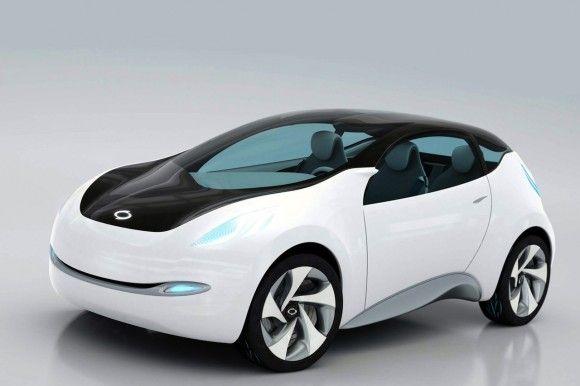 Samsung Quiere Conquistar El Mercado De Los Coches Eléctricos Coche Del Futuro Auto Electrico Coche Eléctrico