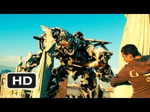 Transformers (9/10) Movie CLIP - No Sacrifice, No Victory (2007) HD