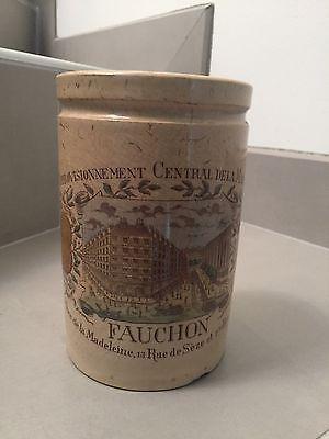 pot confiture fauchon ancien paris picerie france publicitaire marmelade product pinterest. Black Bedroom Furniture Sets. Home Design Ideas