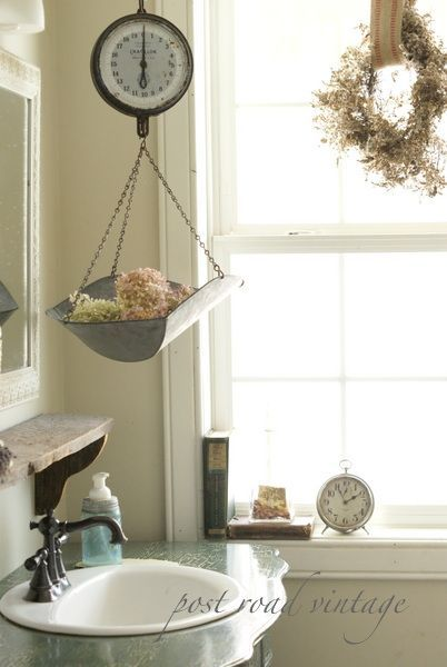 Best 25 Farmhouse Bathroom Scales Ideas On Pinterest