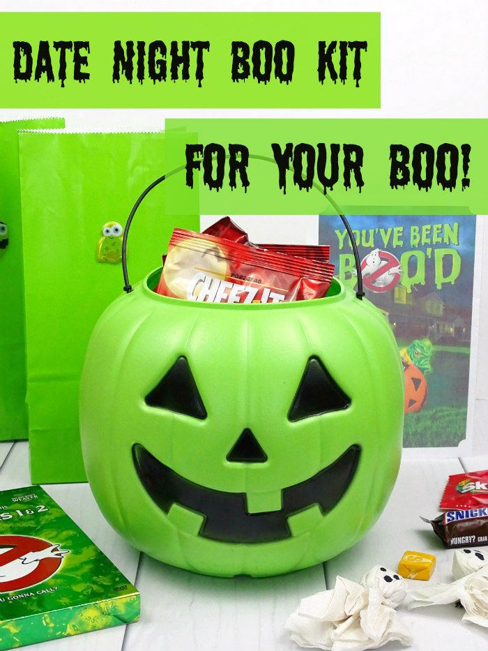 Surprise that special ghoul or guy in your life this Halloween with