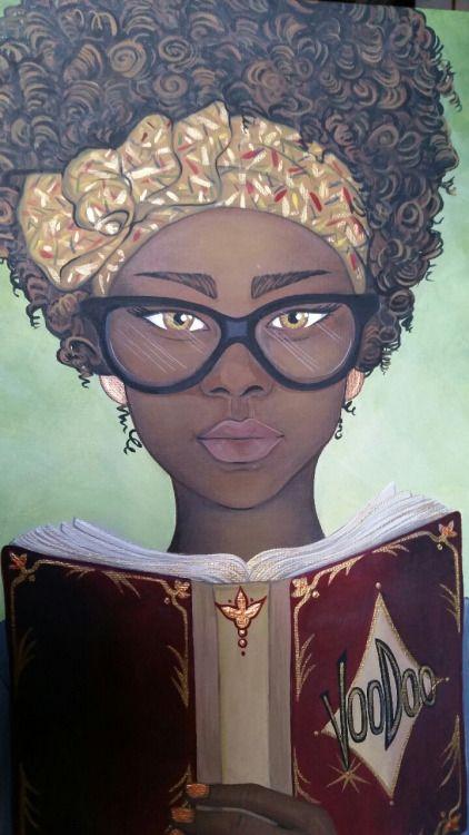 Desenho Black Girl Negra Tumblr Black Woman Artwork Afro Art