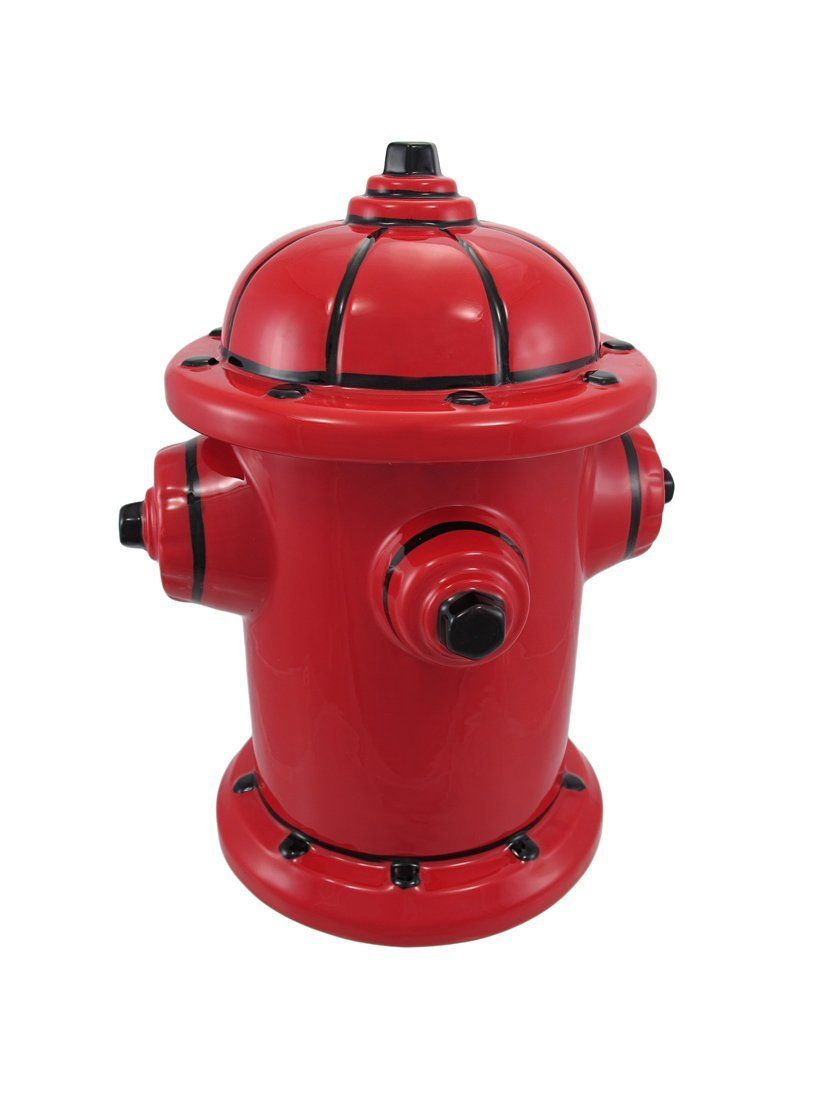 Amazon Com Fire Hydrant Ceramic Cookie Jar Fireman Firefighter Home Kitchen Fire Hydrant Cookies Ceramic Cookie Jar Fire Hydrant