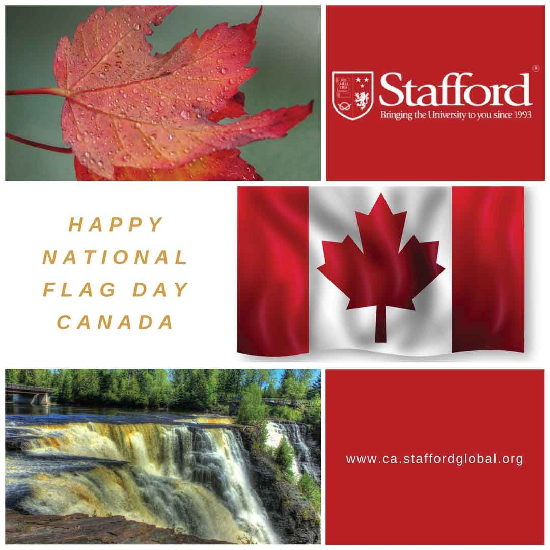 Happy national flag day canada joyeux jour du drapeau national joyeux jour du drapeau national canada the flag is the symbol of the nations unity for it beyond any doubt represents all the citizens of canada biocorpaavc Images