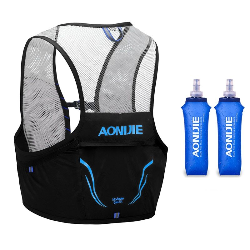 Color : 1# Running Pockets Outdoor Sports Fitness Mobile Phone Bag Leisure Travel Men And Women Fashion Riding With Kettle Bag 2L