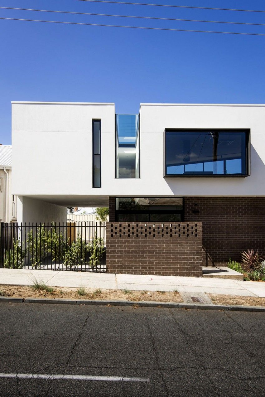 Contemporary Home Mount Baker Residence By Pb Elemental: Mount Lawley House By Robeson Architects