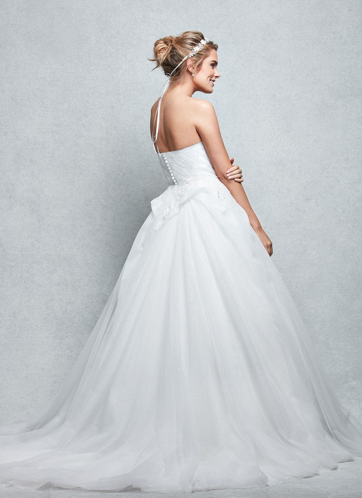 star wedding dress wed2b
