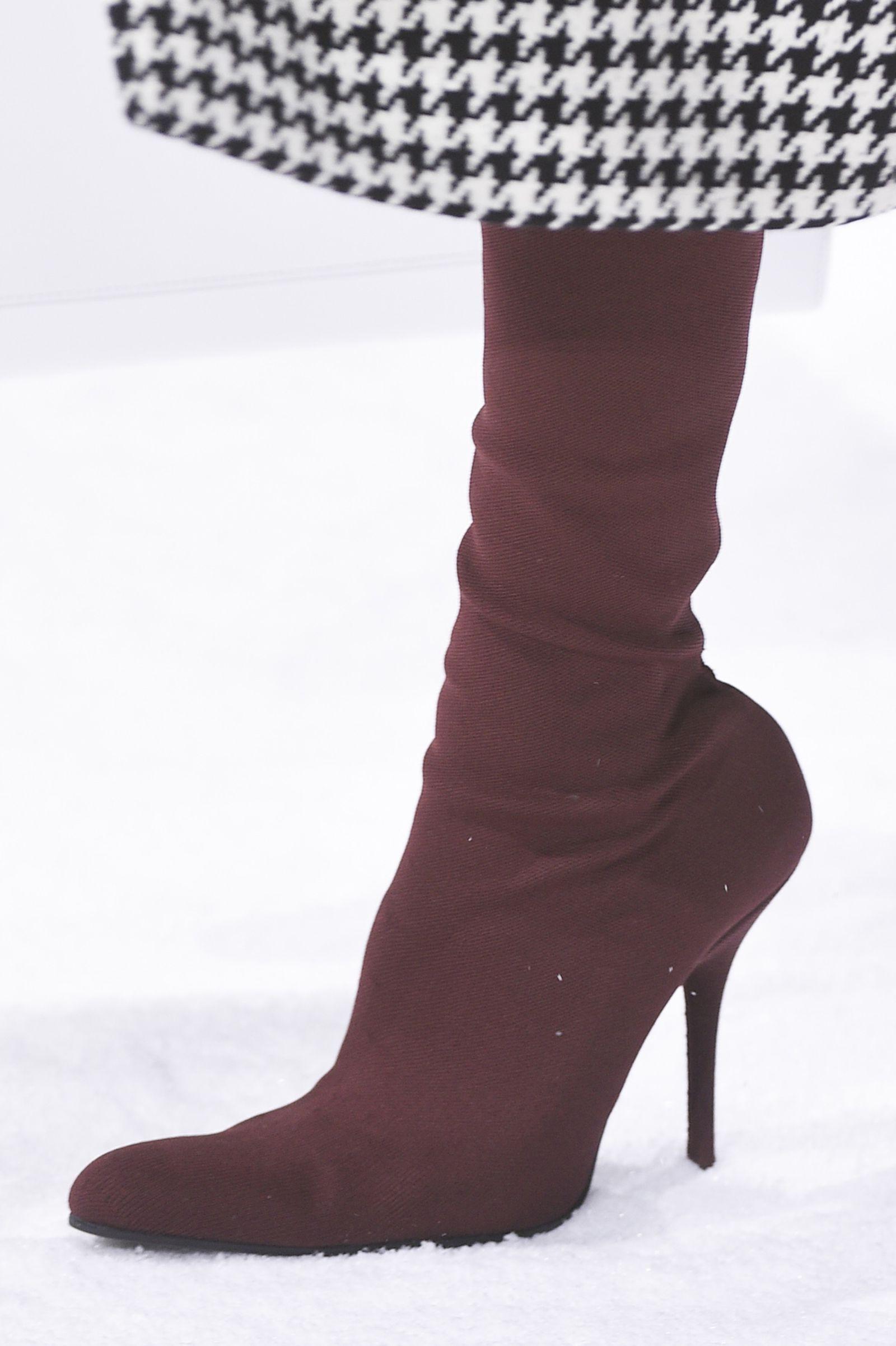 7c7e6e36ed0 Balenciaga- HarpersBAZAARUK Merrell Shoes, Cool Boots, Fall Season, Fashion  Boots, Fall