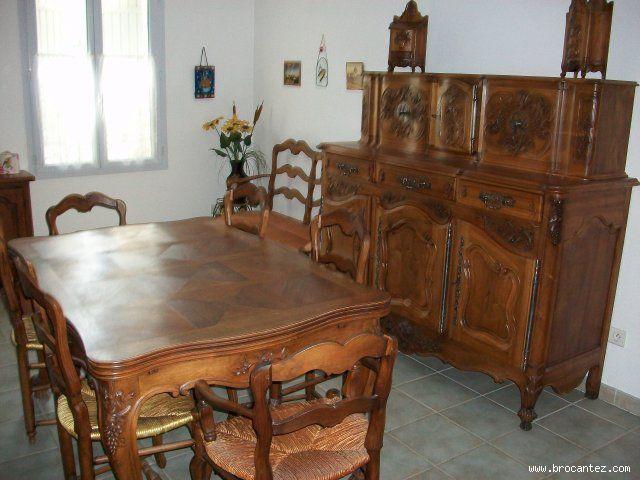 Salle A Manger Provencale Certificat Brocantez Meubles Pinterest