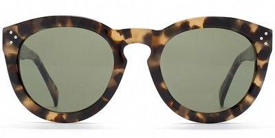 12703c3b3ef Celine Preppy Sunglasses in Havana CL 41801 S 3Y7 52