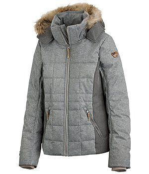 Veste technique à capuche Teela | Veste, Veste hiver, Mode