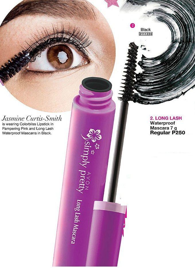 14d816ffdd4 Avon Simply Pretty Long Lash Waterproof Mascara   Avon Simply Pretty ...