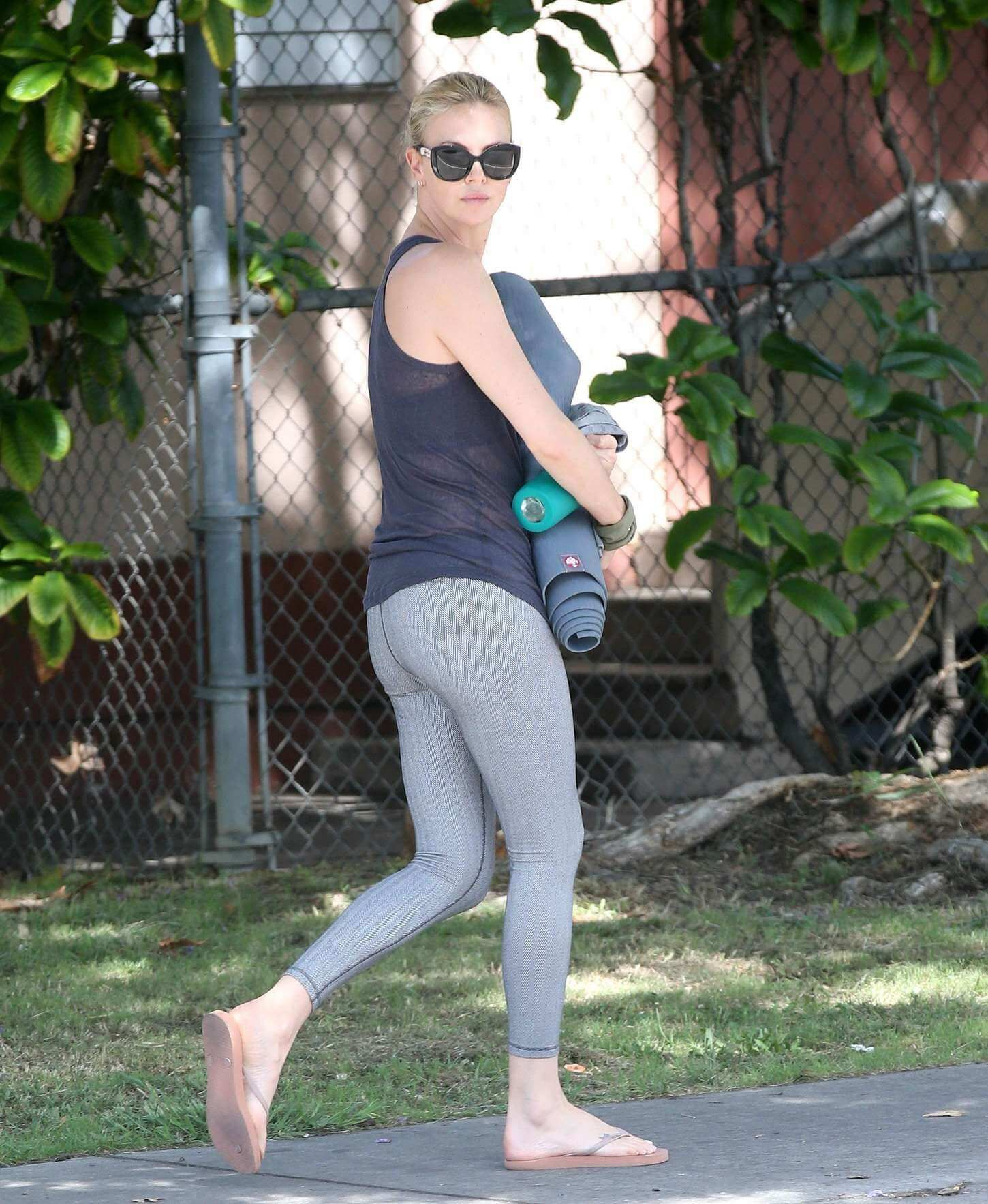 Charlize Theron Butt