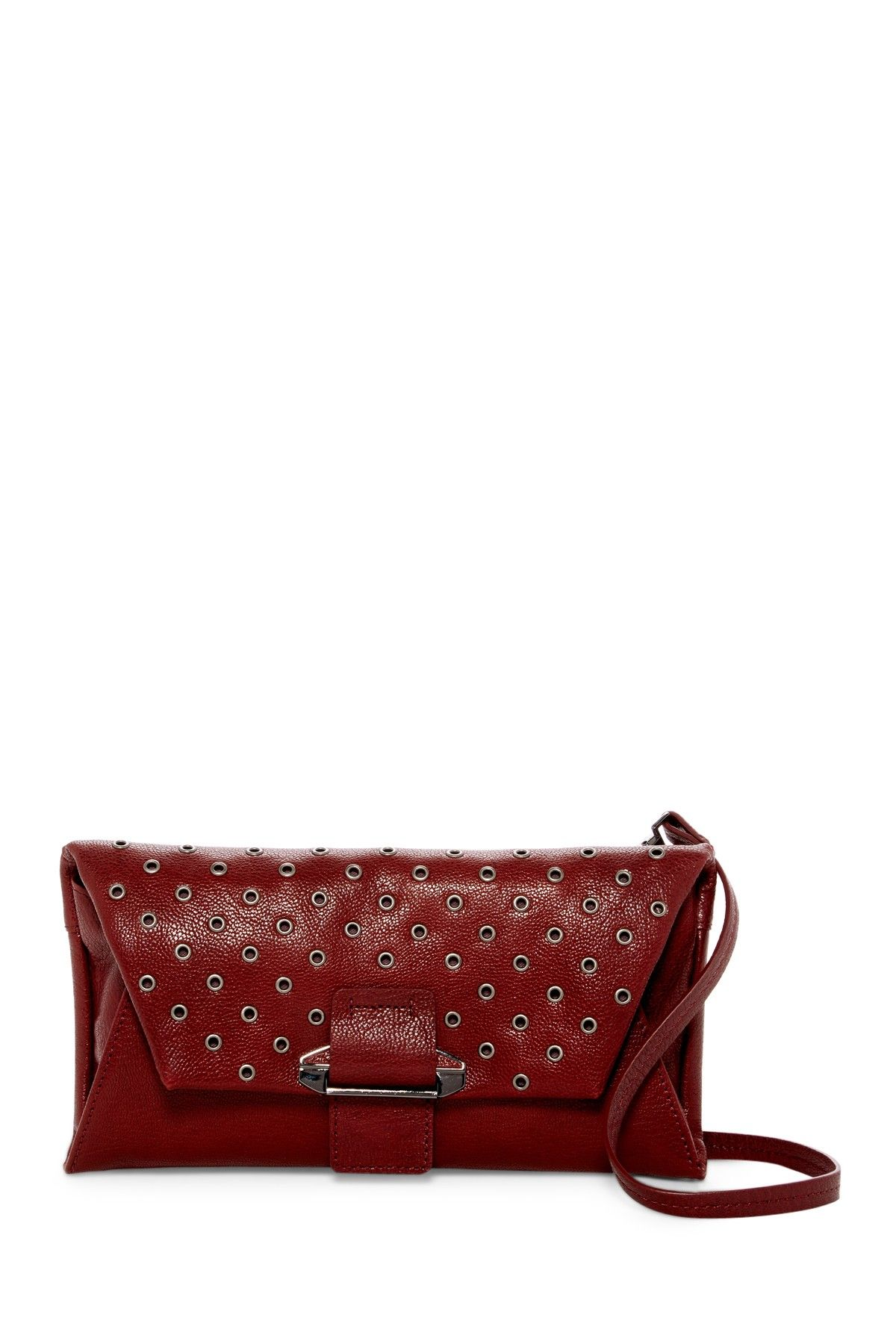 Ruby Convertible Leather Wallet