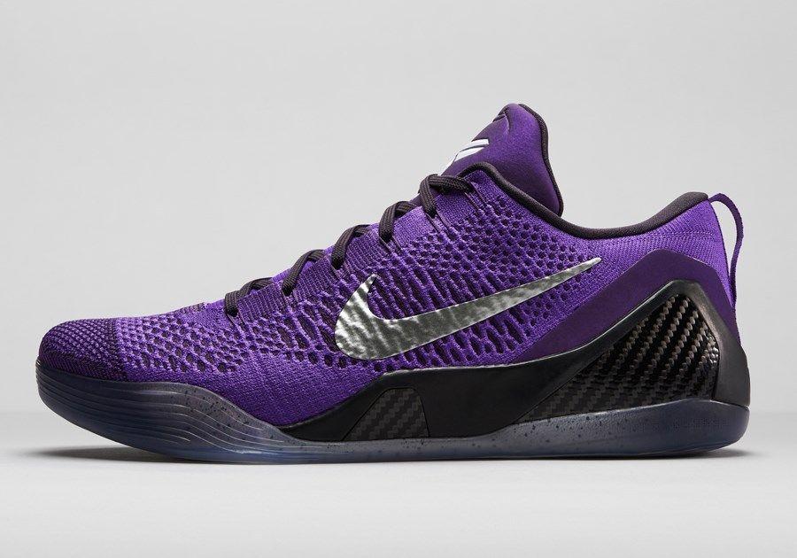 Kobe 9 Elite Low Hyper Grape \