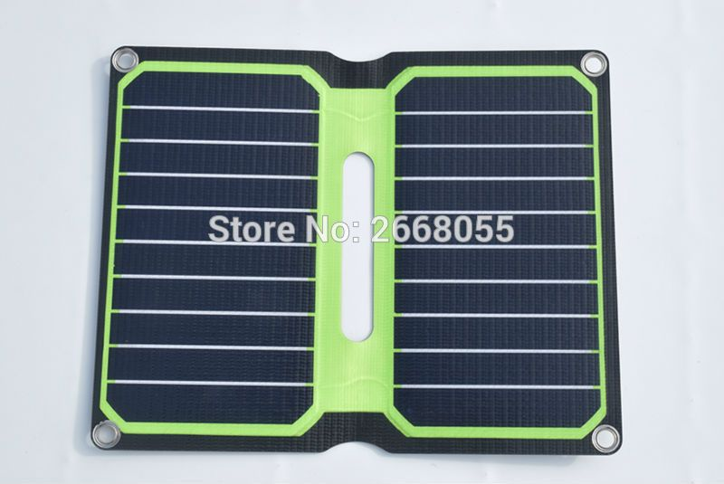Solarparts Foldable Solar Charger 5v 10w Etfe High Efficiency12v Portable Solar Panel Cell Flexible Outd Portable Solar Panels Solar Charger Cell Phone Charger