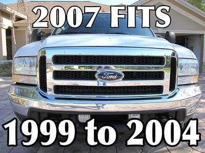 Ford F250 Parts >> 2002 F250 Parts 2005 2006 F250 F350 Grille Superduty Grill