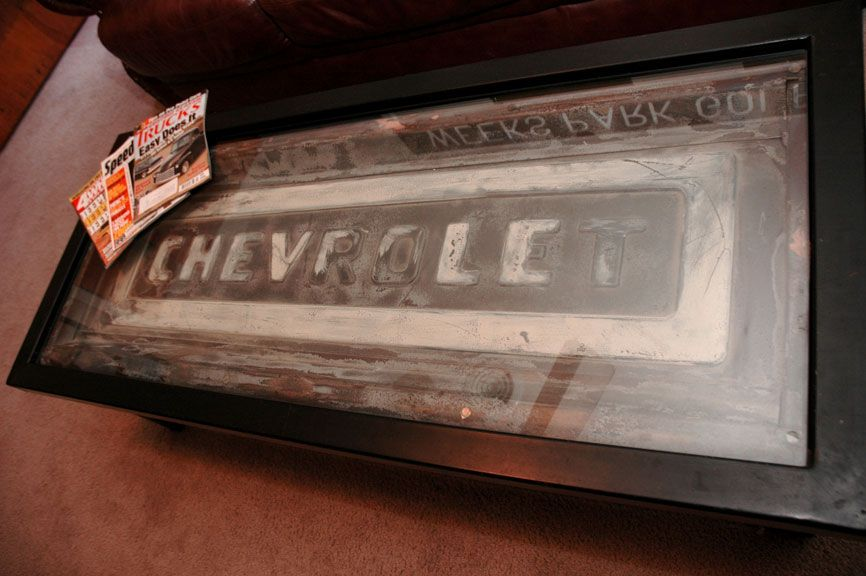 tailgate coffee tables on Pinterest | Coffee Tables, Automotive ...