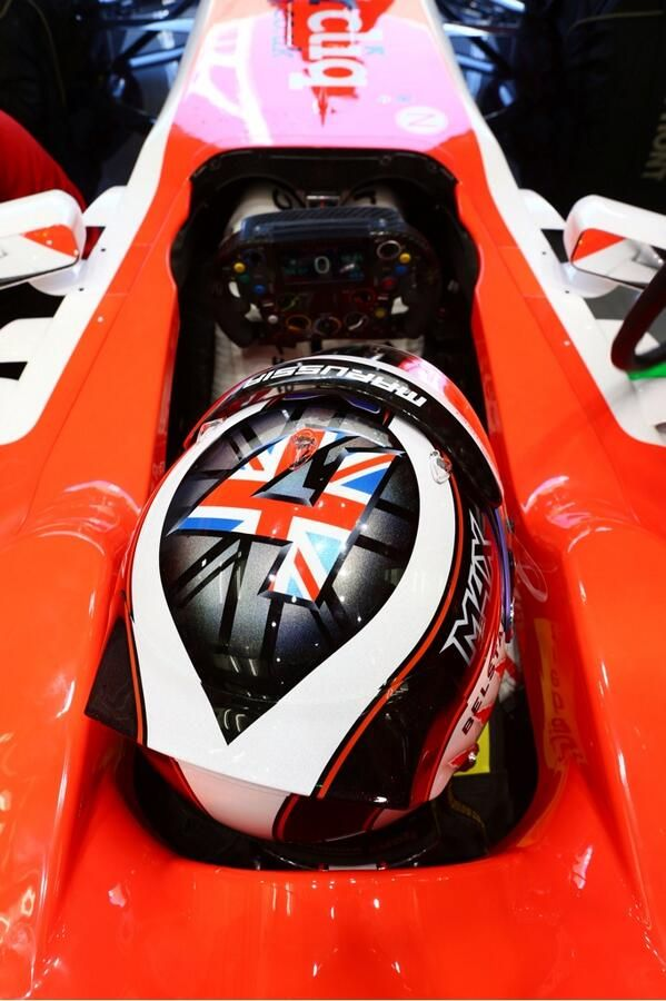 Chilton (Bahrain Testing 2014)