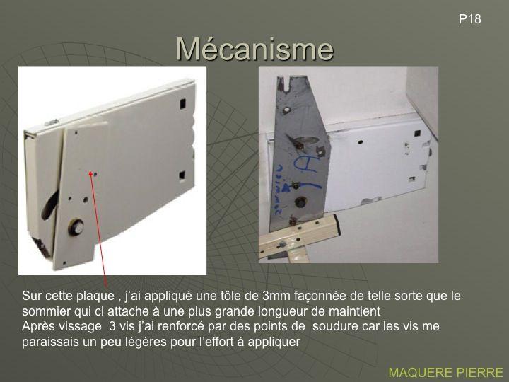 Bricolage Fabriquer Un Lit Escamotable Conseils Des Bricoleurs Du Forum Lit Escamotable Mecanisme Lit Escamotable Lit