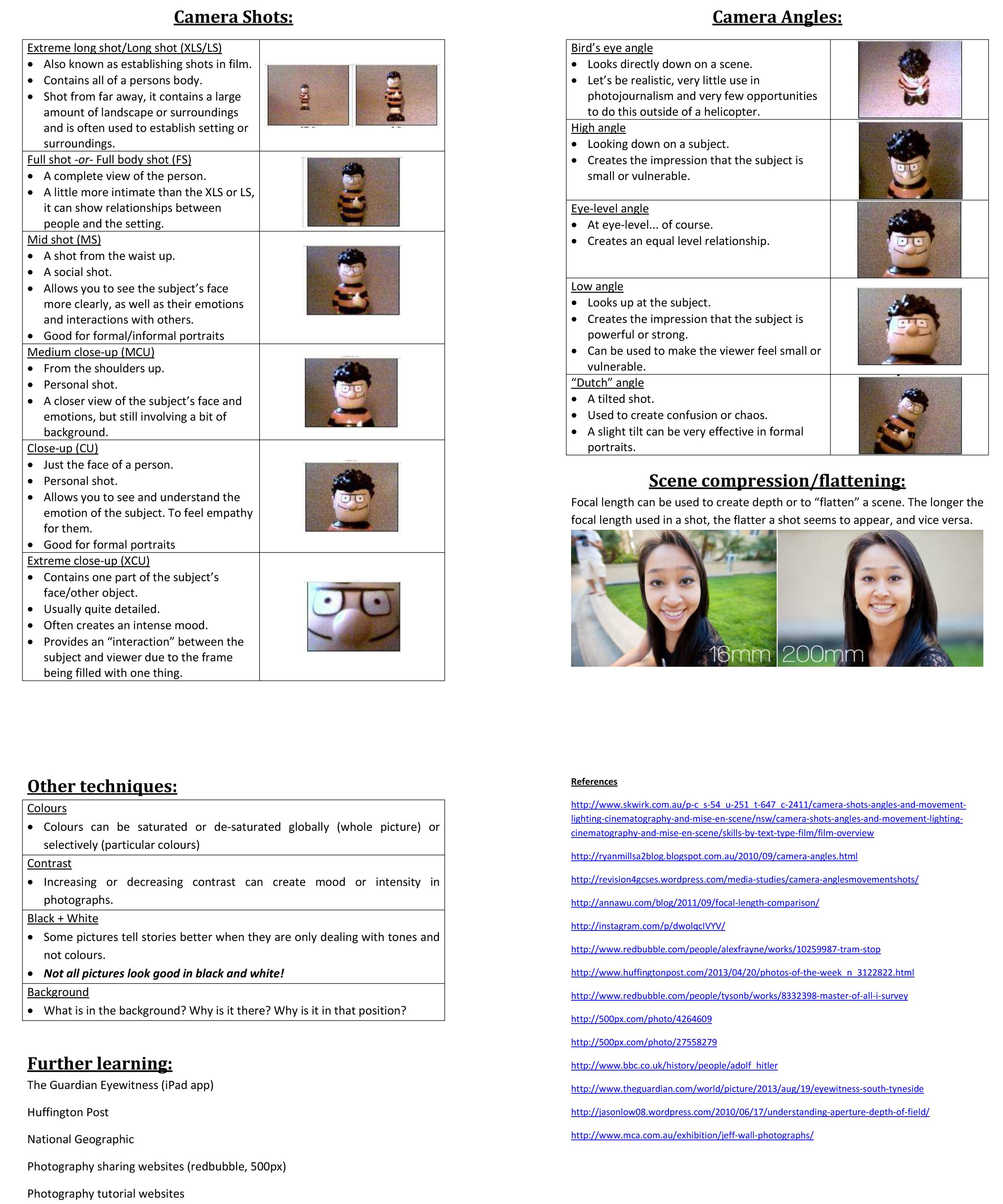 Pin By Erin Loretz On Yearbook Camera Angle Angles Worksheet Focal Length [ 2743 x 2285 Pixel ]