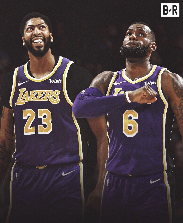 Lebron and AD Nba fashion, Nba lebron james, Basketball