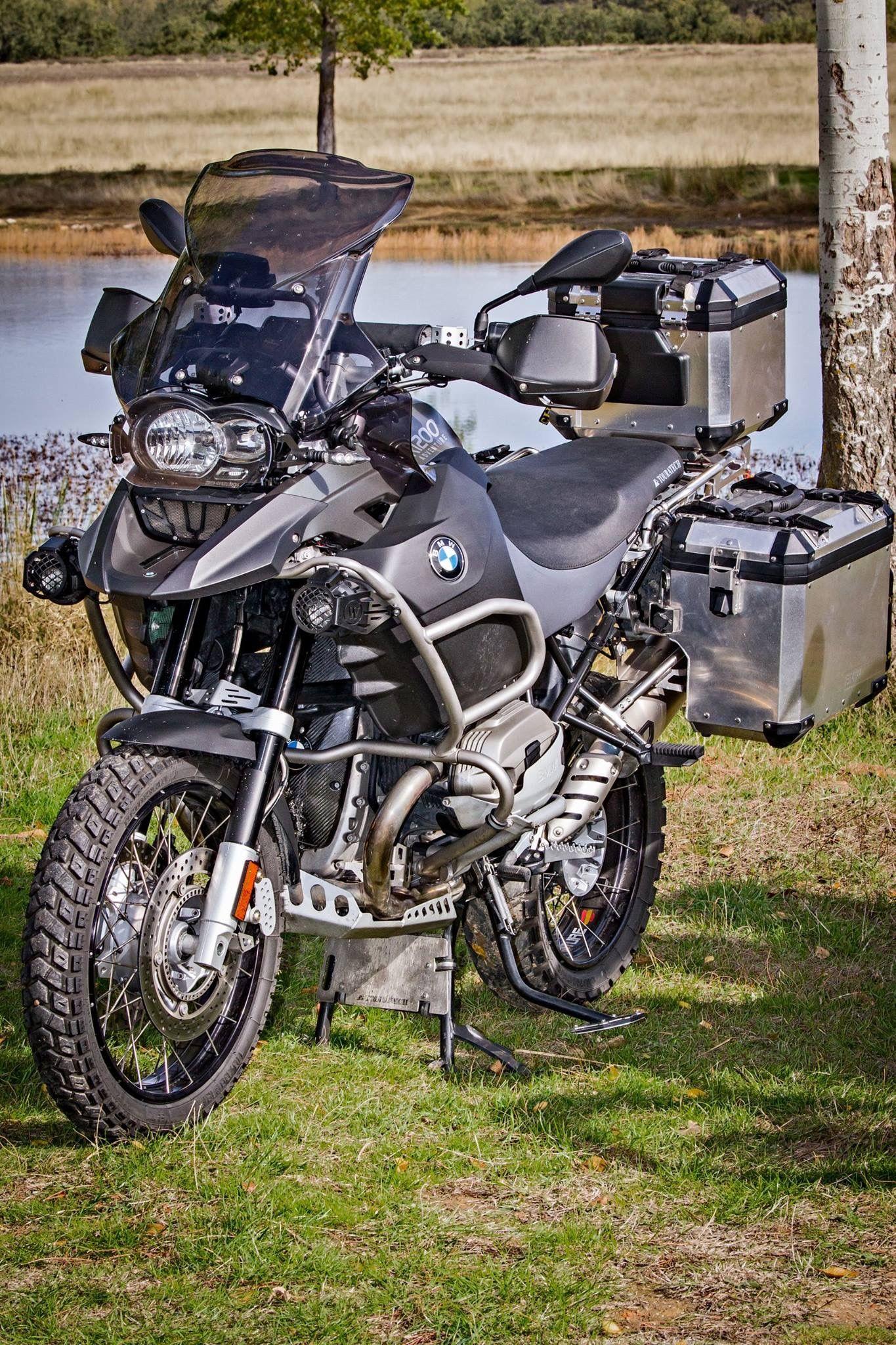Pin by Gideon De Villiers on BMW GS 1200 + adventure | Bmw ...