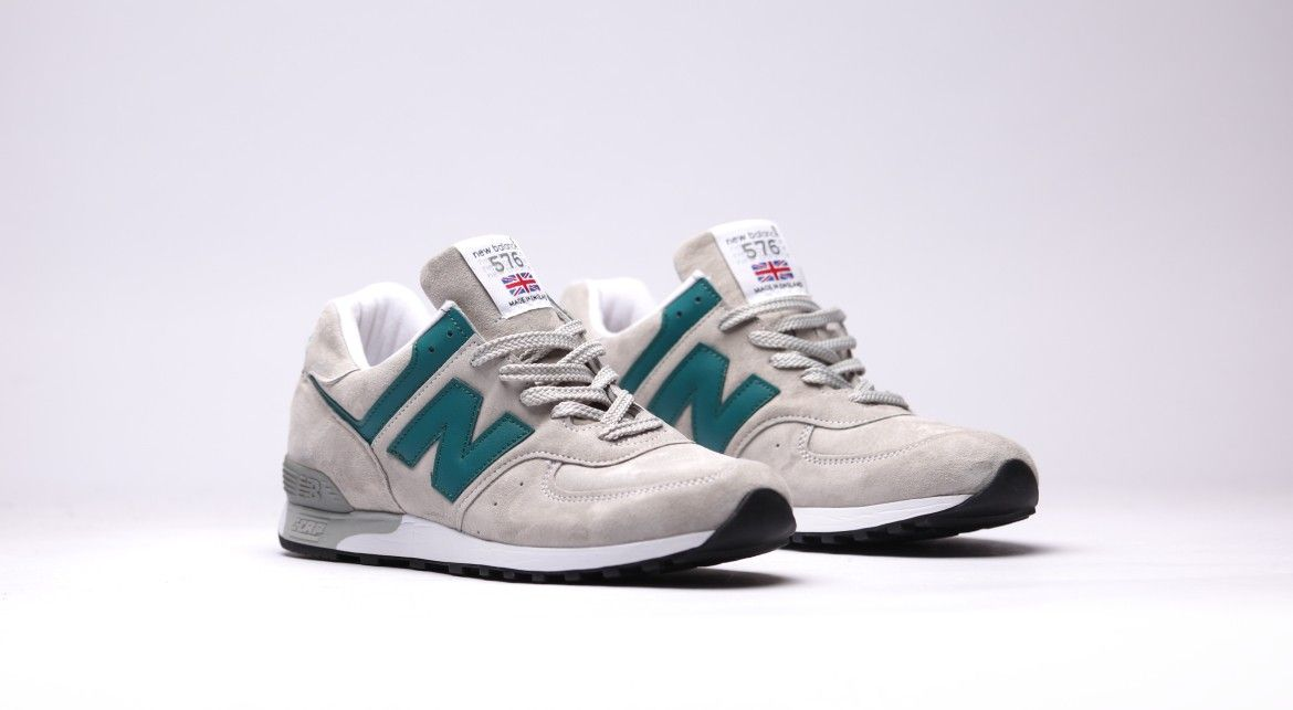 576 Made In UK sneakers - Grey New Balance Cheap Price Outlet Sale Newest Sale Online 7ZFR1t