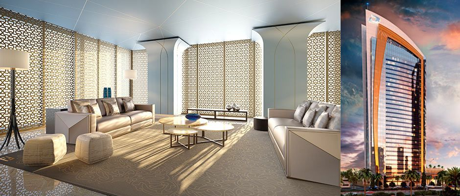 Fendi Casa And Damac Riyadh Luxury Residencies L Style Arabia