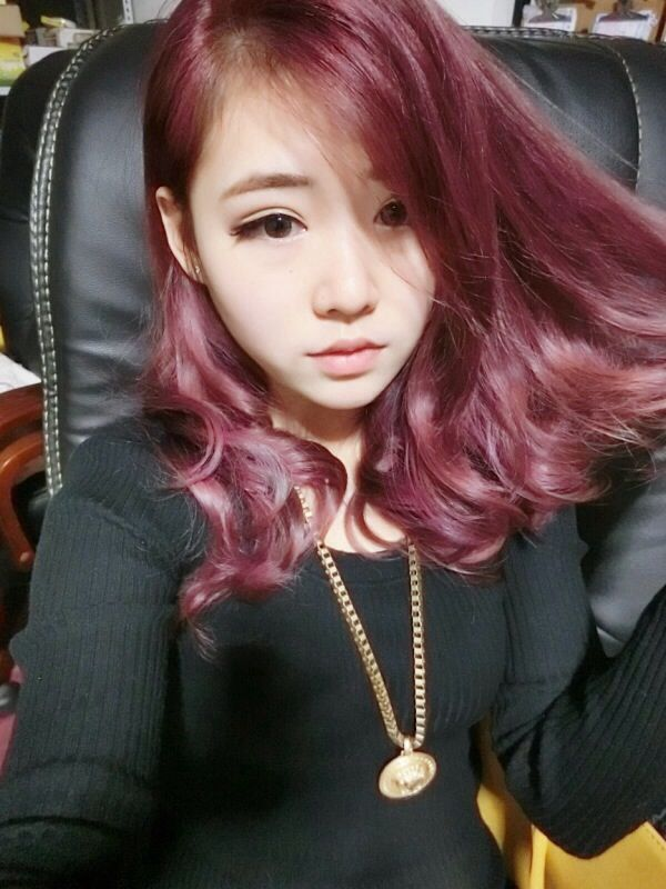Ulzzang Red Hair Hair color (and...
