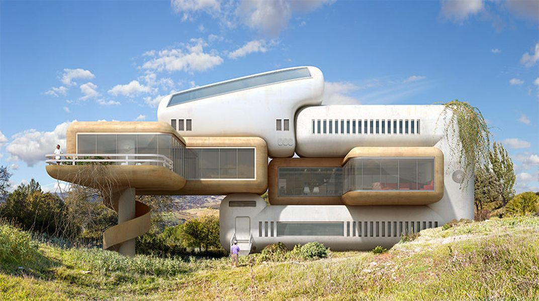 real architecture buildings. These Wild Imaginary Buildings Would Be So Cool In Real Life - Curbed Architecture