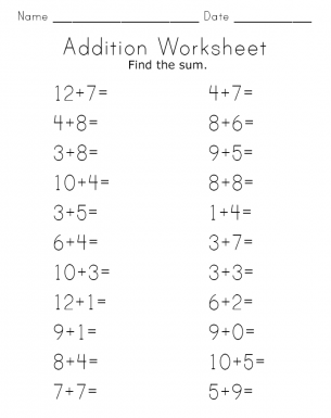 math worksheet : 1000 images about samlagning on pinterest  number lines  : Printable Addition Worksheet