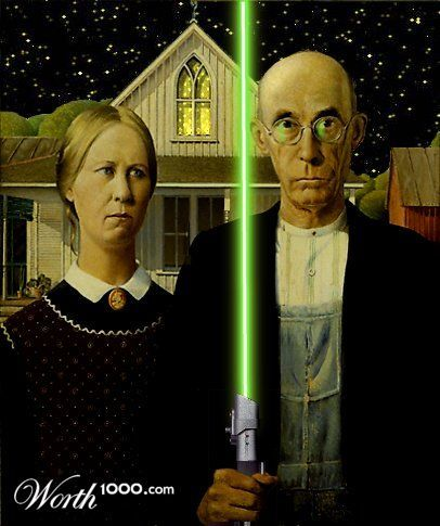Pin On American Gothic