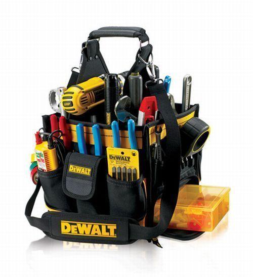 Details About Dewalt Electrical Amp Maintenance Tool Bag