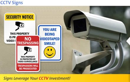 photograph about Video Surveillance Signs Printable titled Free of charge Printable Stability Signs and symptoms Cost-free Artwork Printables Totally free